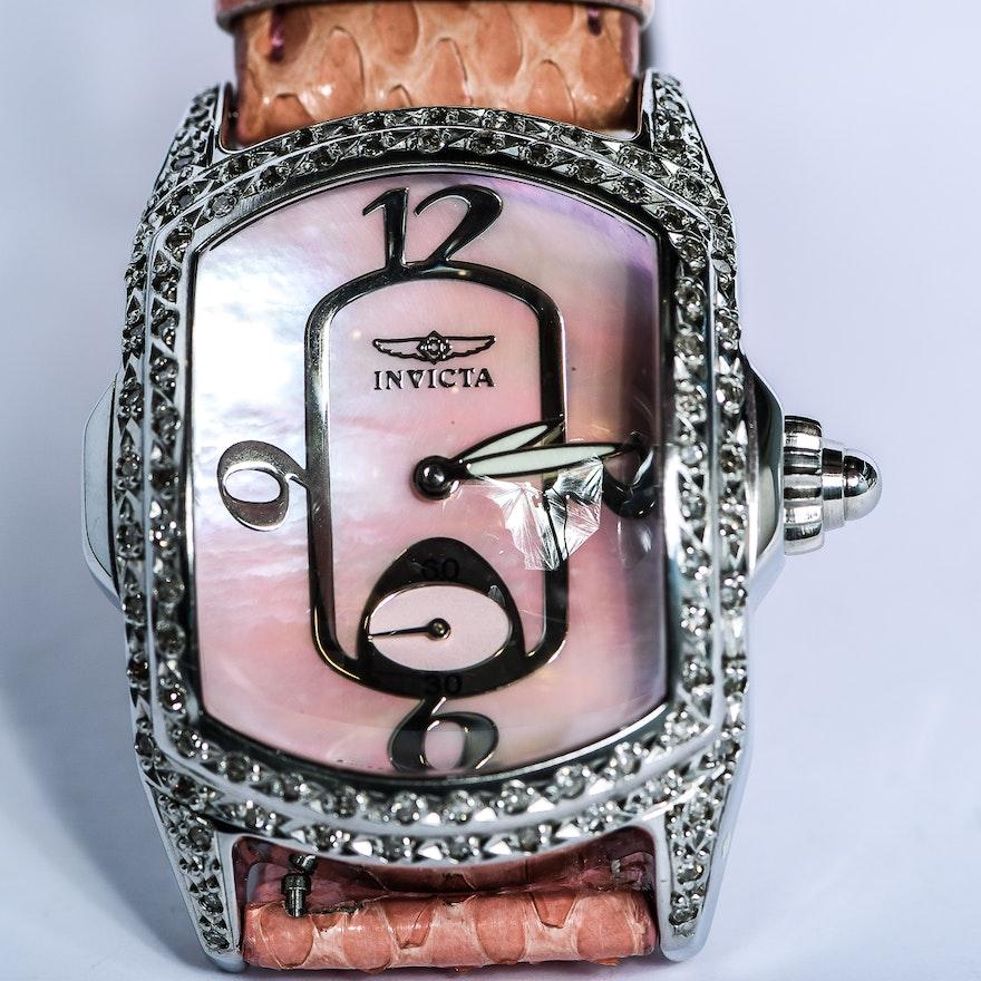 Invicta Baby Lupah Diamond Watch