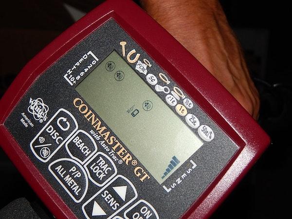 Whites Coinmaster Gt Metal Detector   Gariticagi tk