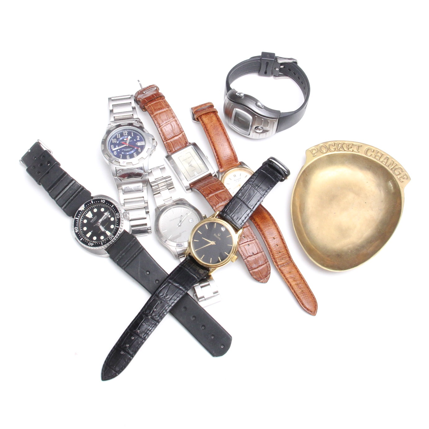 Collection of Men's Wrist Watches