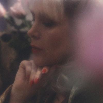 Original 35mm Slide of Gennifer Flowers by Bob Guccione