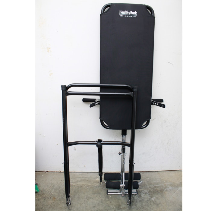 """""""Healthy Back"""" Inversion Table"""