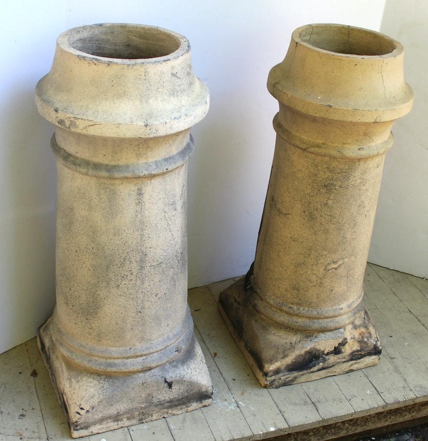Clay Chimney Pots Ebth