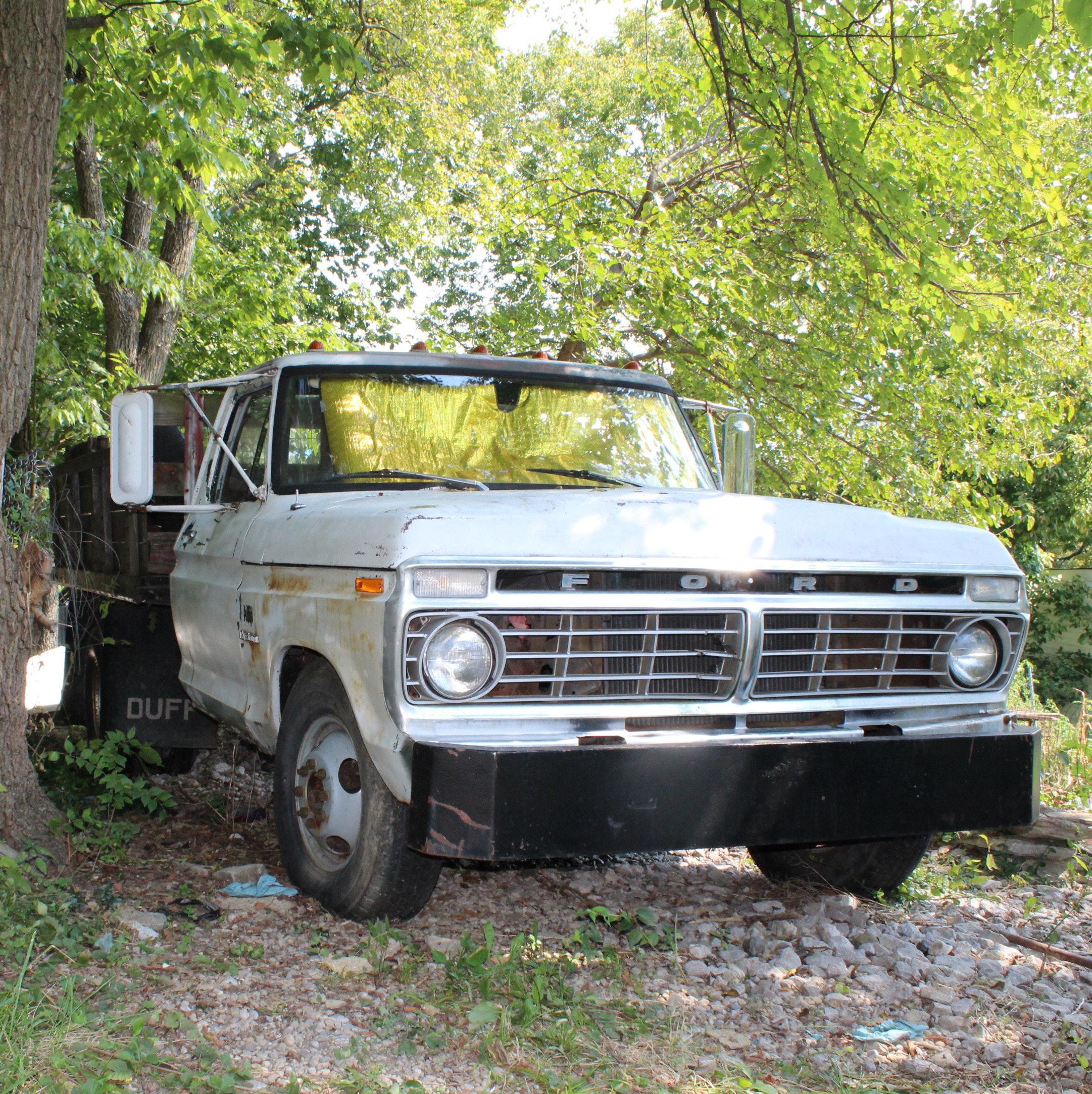 1973 Ford F350 Pickup Truck