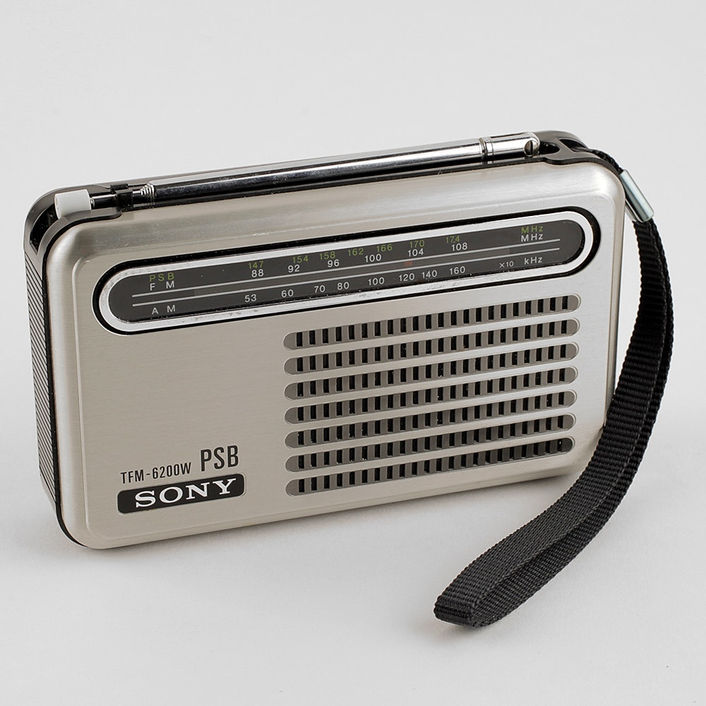 Buds Auto Sales >> Vintage New-In-Box Transistor Radios : EBTH