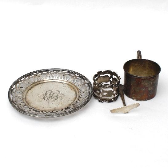 Sterling Silver Housewares