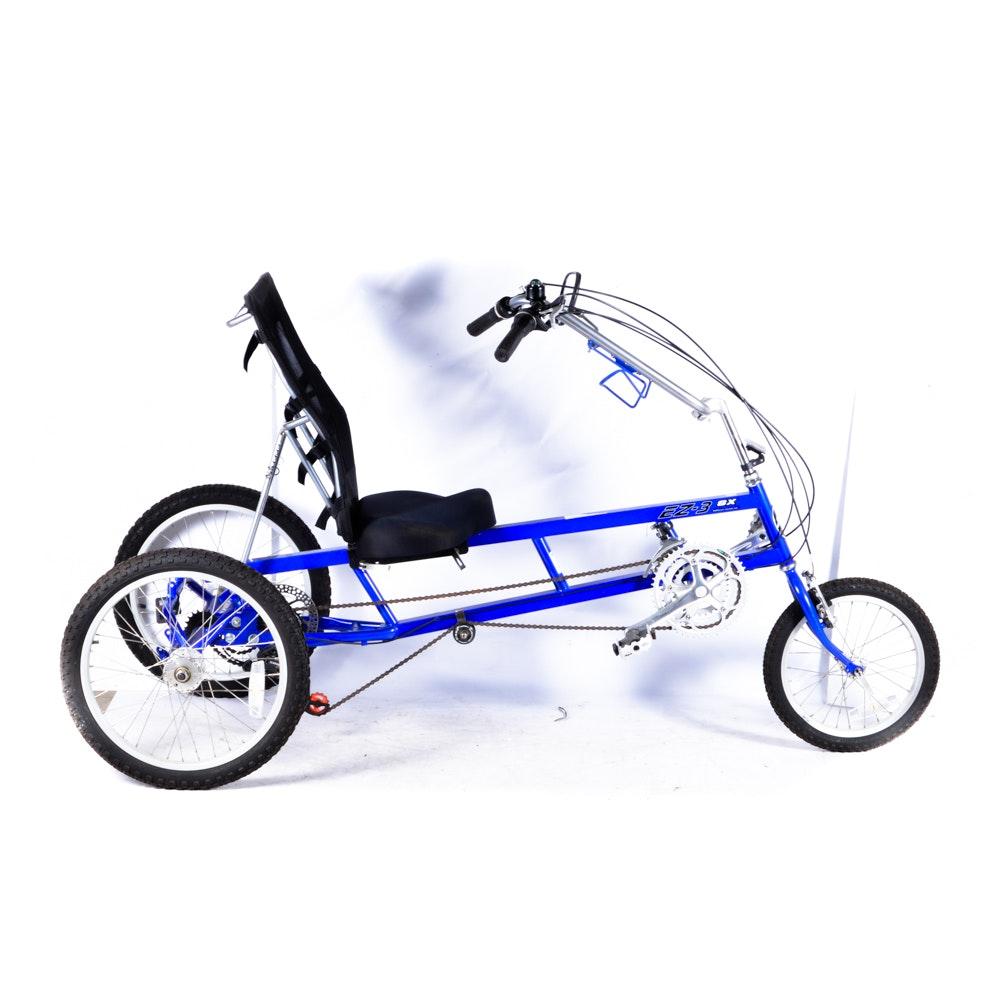 Sun EZ-3 SX Classic Recumbent Tricycle