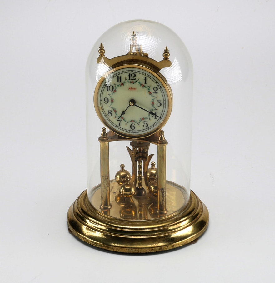 Kundo Anniversary Clock Made In West Germany Ebth
