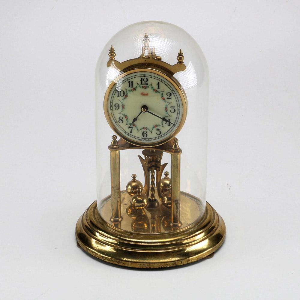 kundo anniversary clock made in west germany - Anniversary Clock