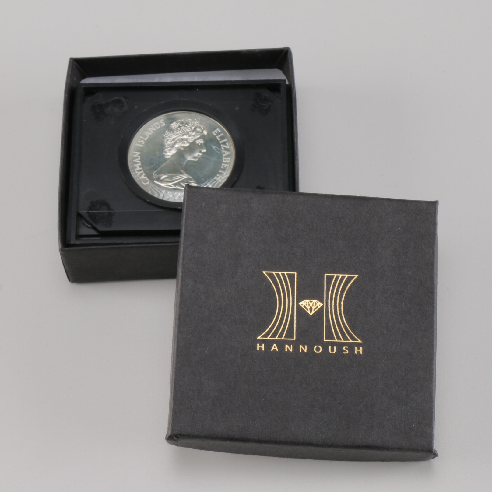 Sterling 20th Anniversary Coin