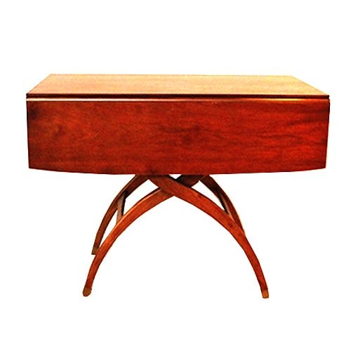 Mid Century Drop Leaf Table By Sligh Lowry ...