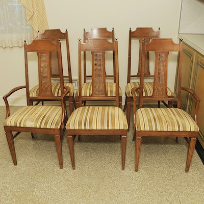 Mid Century Dining Chairs By Lane Furniture Ebth