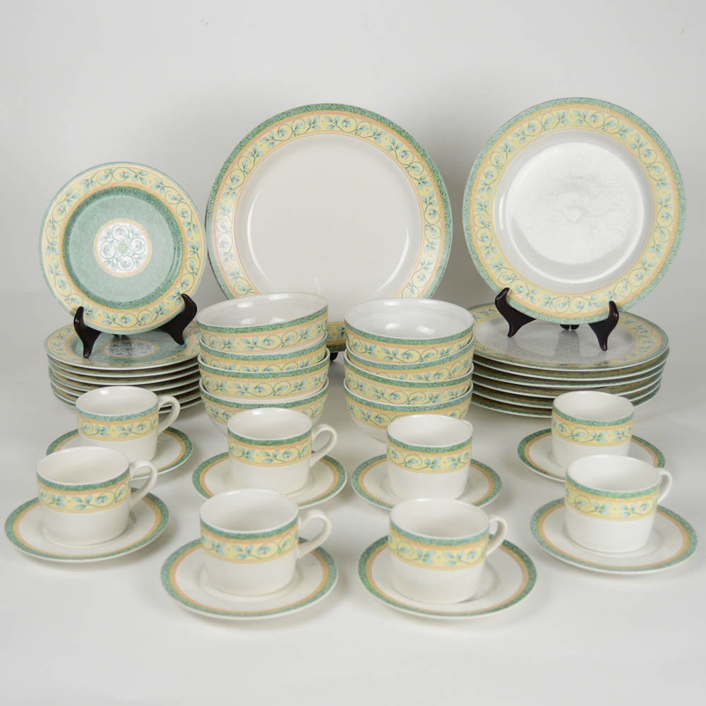"Pfaltzgraff ""French Quarter"" Dinnerware Set"