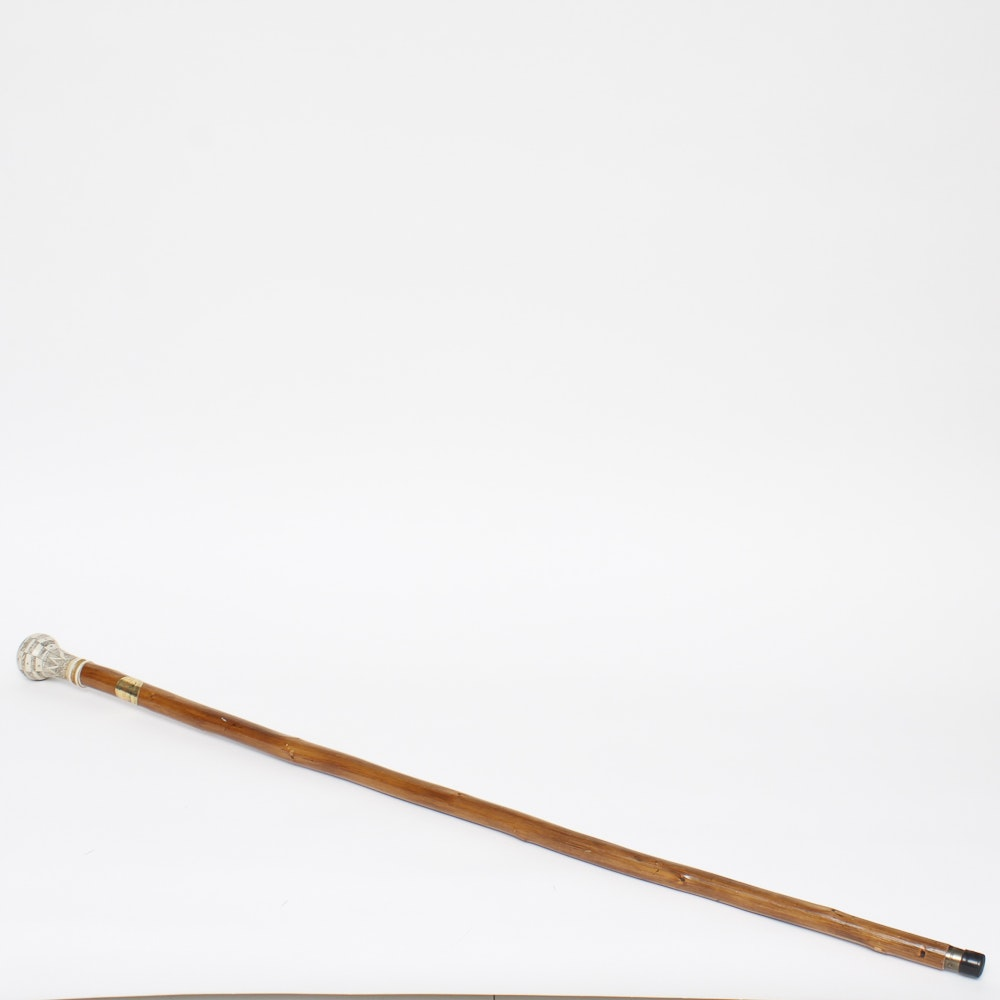 Cooper Hand-Crafted English Walking Stick