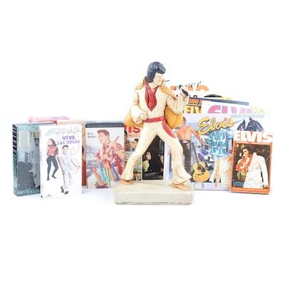 Collection of Elvis Memorabilia