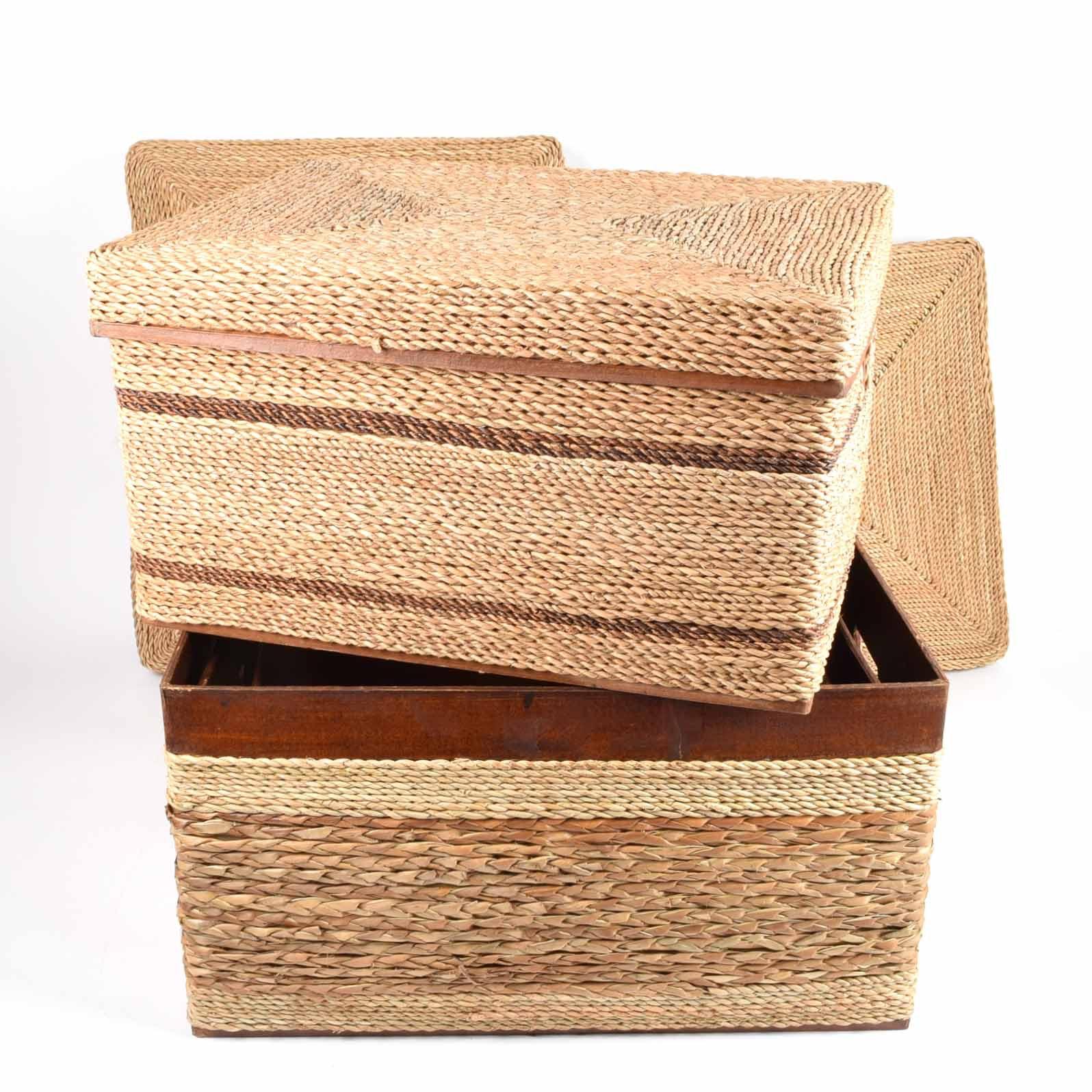 Nesting Basket Set of Four
