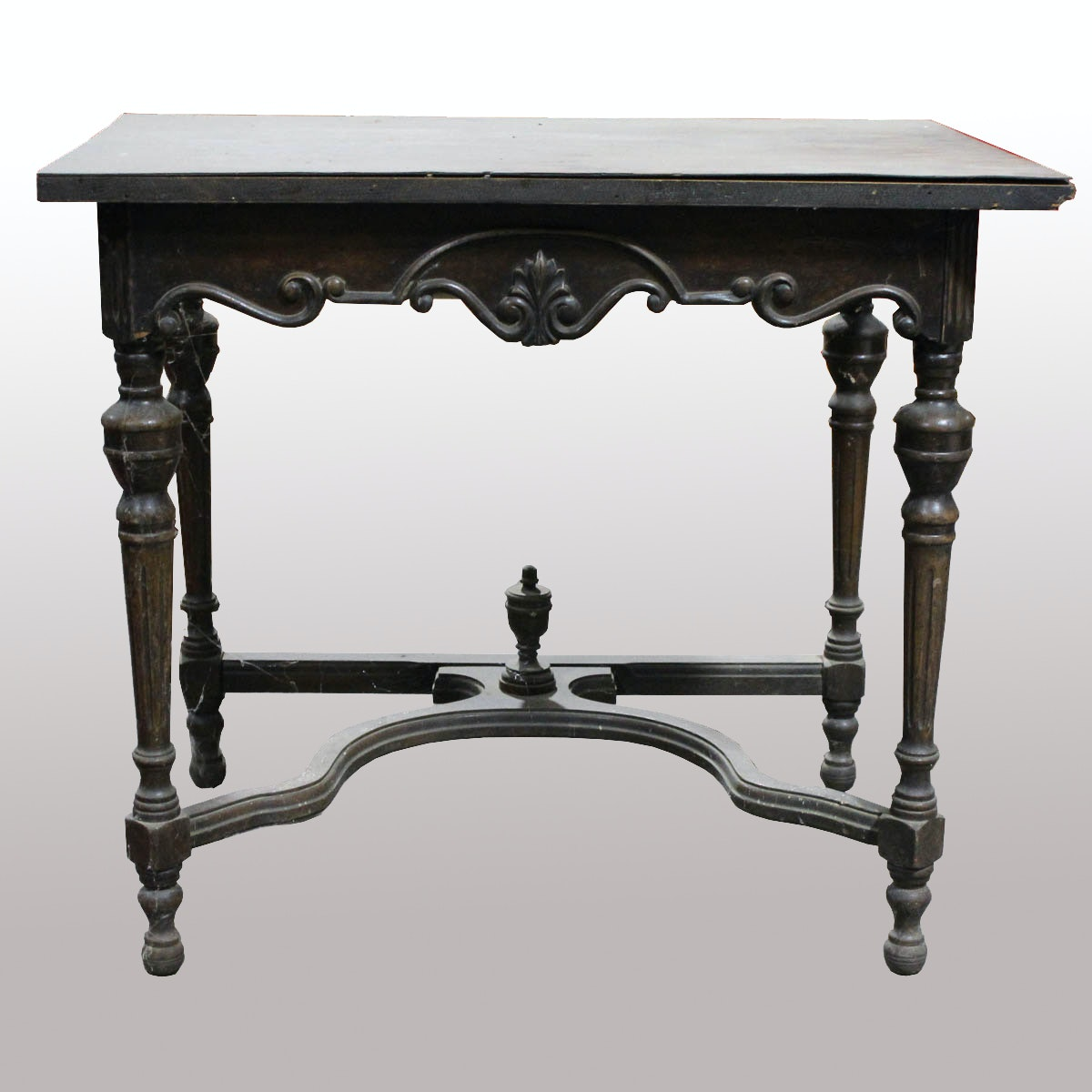Vintage Italian Renaissance Revival Style Wooded Table