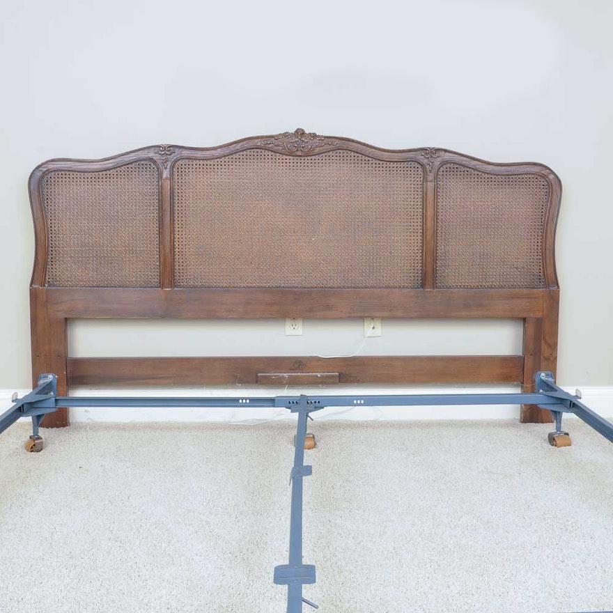 Henredon King Bed Frame