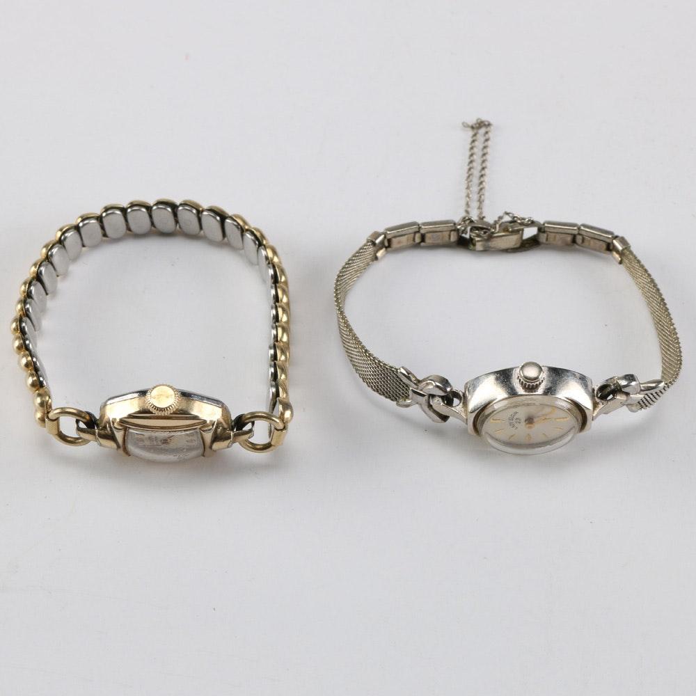 Pair of Vintage Women's Wrist Watches