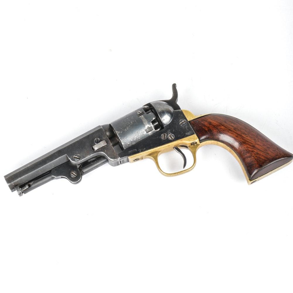 Antique Colt Model 1849 Pocket Percussion Revolver