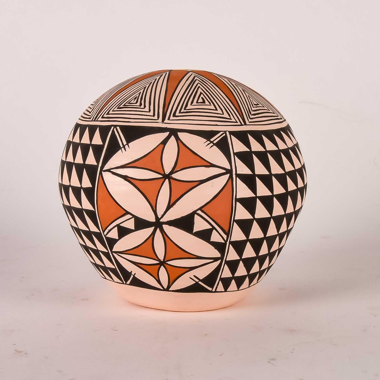 Acoma Pottery Vessel