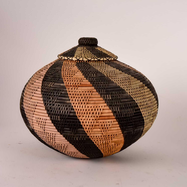 Zulu Basket By Reuben Ndwandwe ...