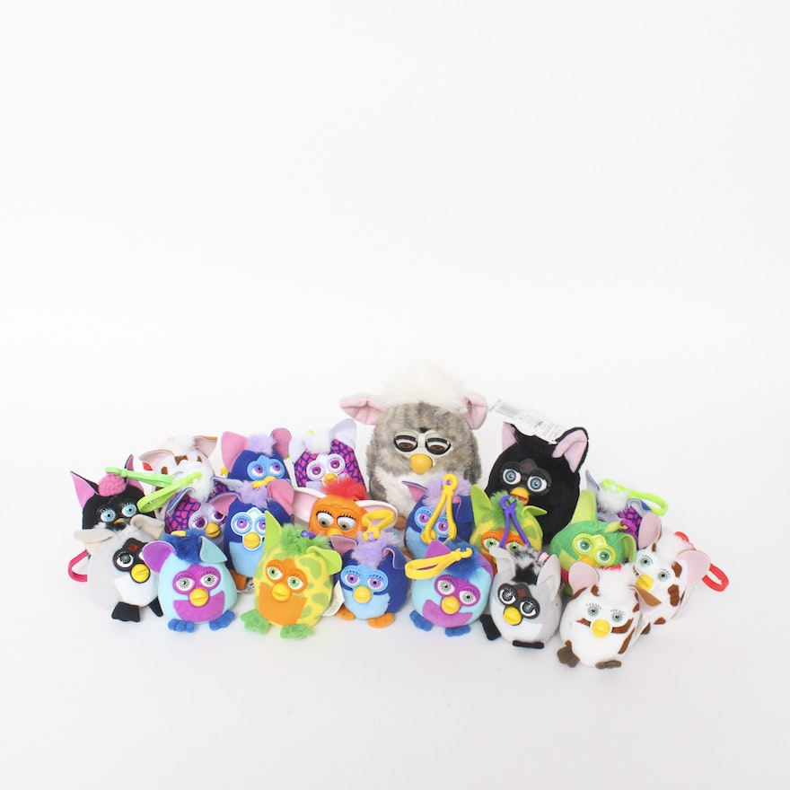 Generous Collection of Furby Toys   EBTH 3533736b8352