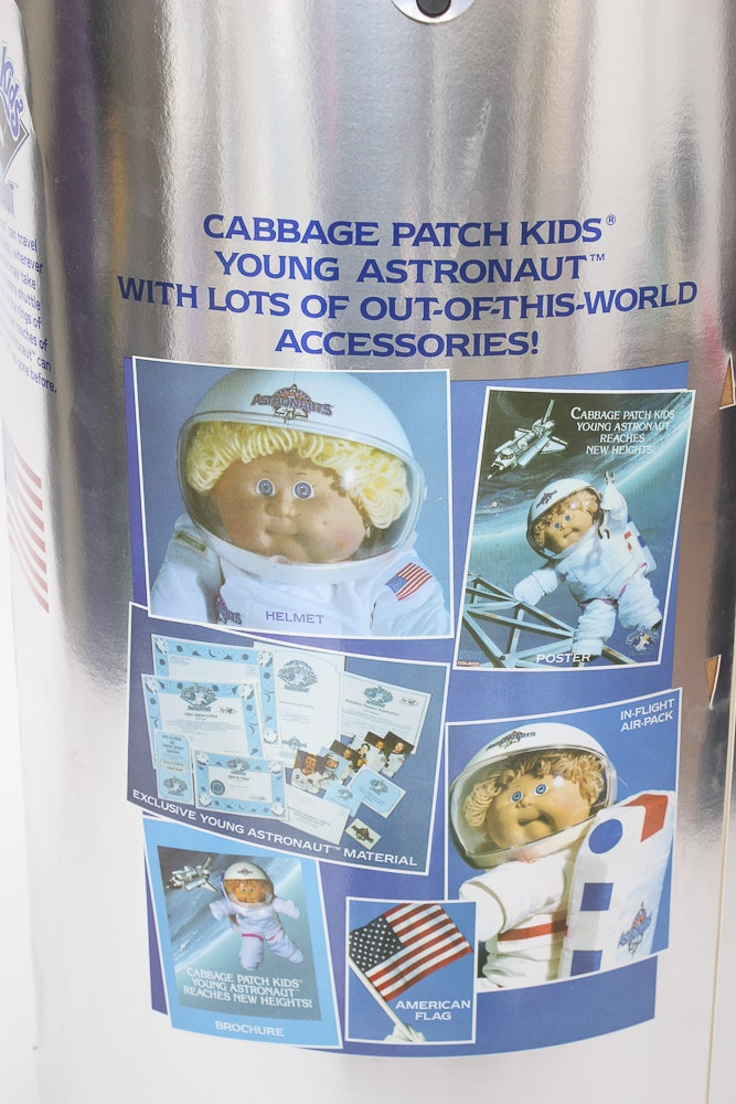 young astronauts cabbage patch doll - photo #32