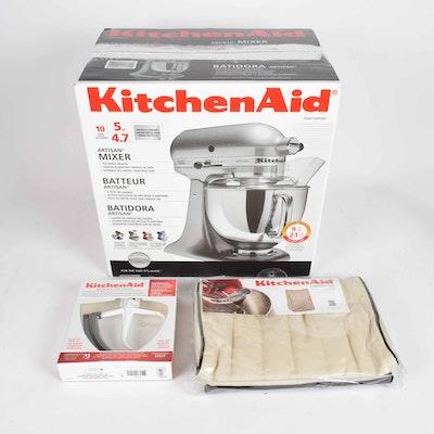 Vintage beater and malt mixer ebth - Kitchen aid artisan accessories ...