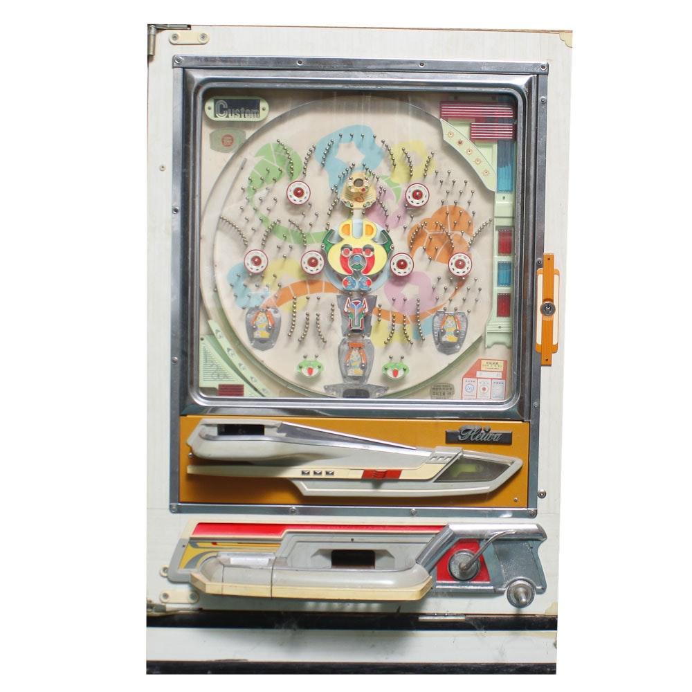 nishijin pachinko machine