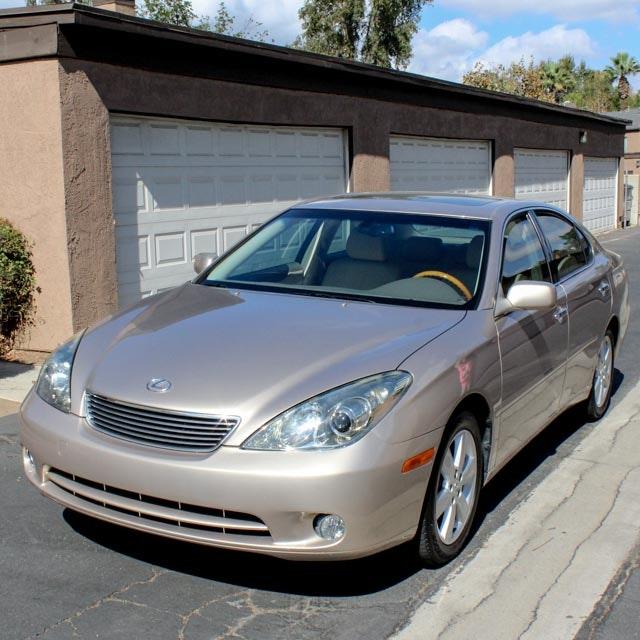 2006 Lexus ES 330 4 Door Sedan