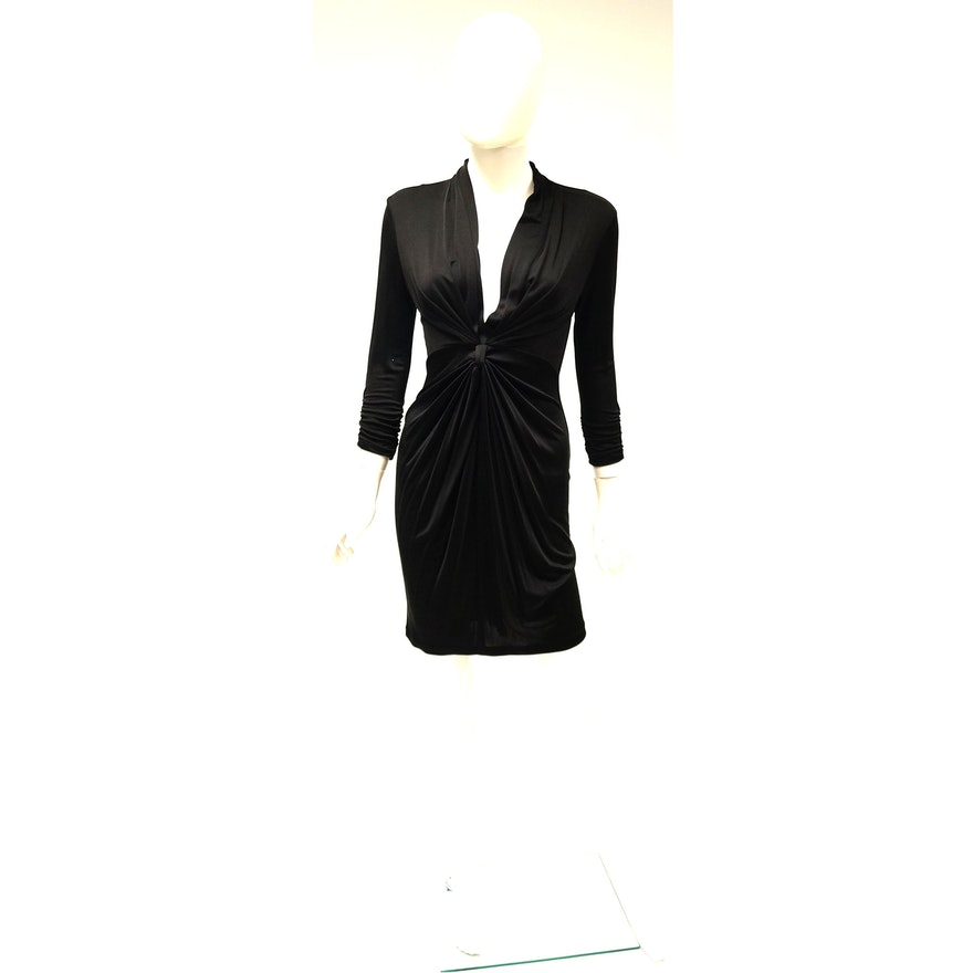 97c9fe10ee Catherine Malandrino Favorites Black Dress   EBTH