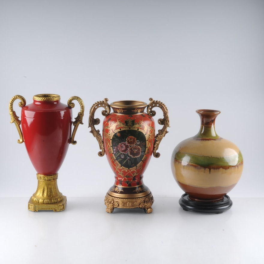 Decorative Urns And Vase Ebth