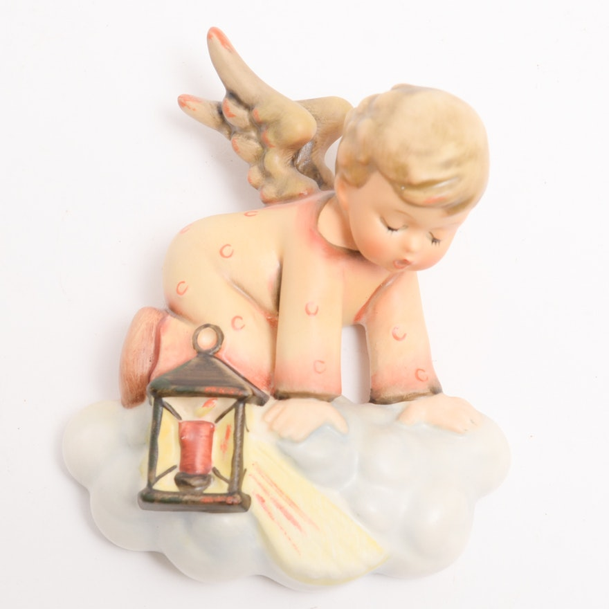 Hummel Searching Angel Wall Decor 535 Ebth