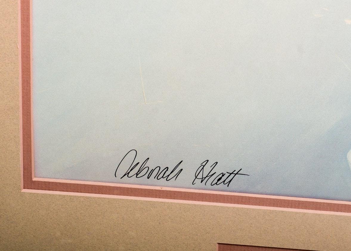 Deborah Hiatt Offset Lithograph : EBTH