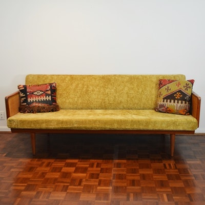 Mid Century Sofa Designed By John Stuart, Inc. ...