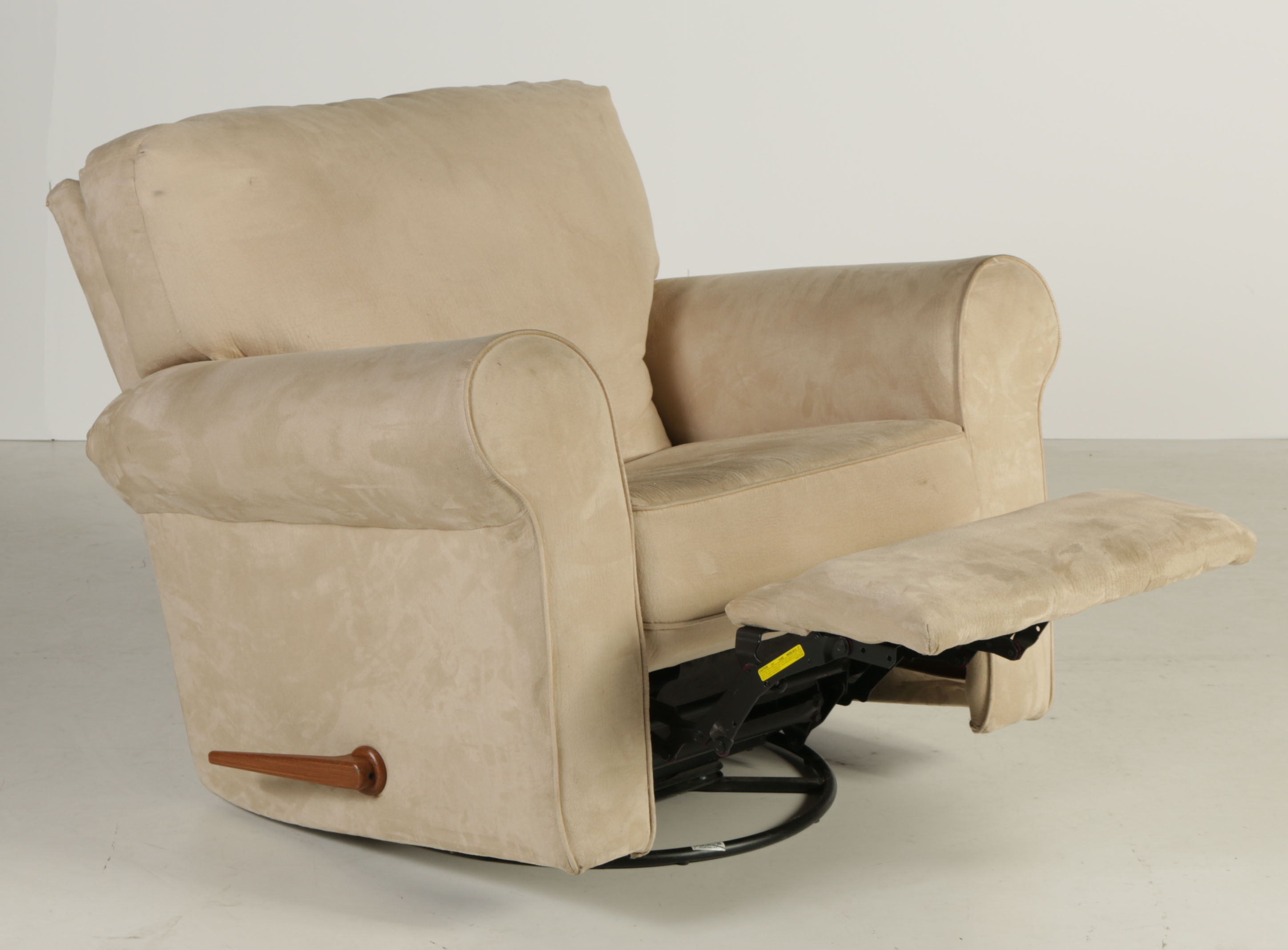 Best Chairs Quot Irvington Quot Recliner With Ottoman Ebth