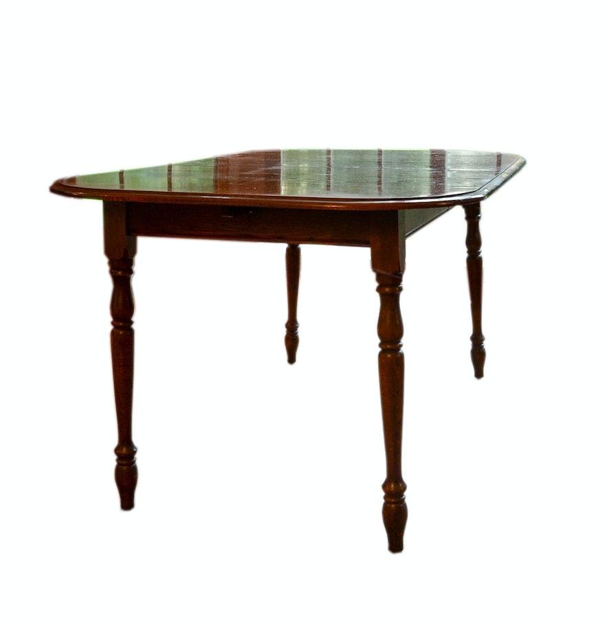 Vintage Oak Dining Table Vintage Oak Dining Table Ebth