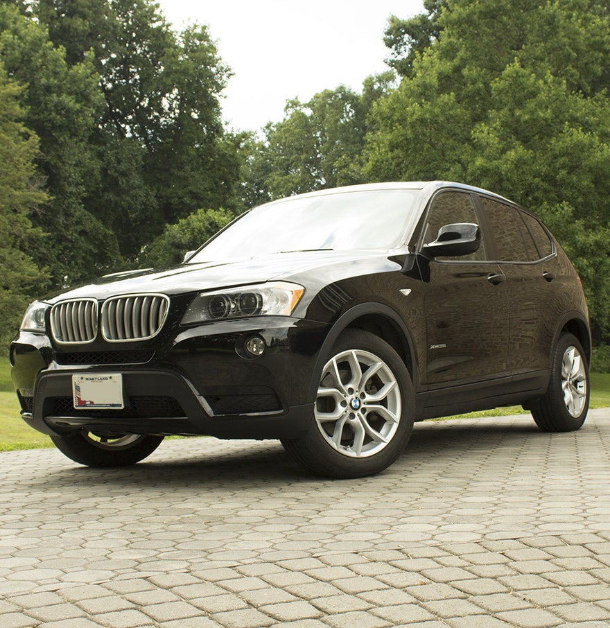 2011 bmw x3 xdrive 35i suv ebth. Black Bedroom Furniture Sets. Home Design Ideas