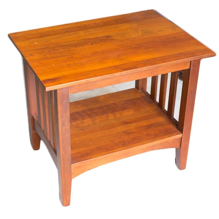 ethan allen furniture end tables. ethan allen furniture maple 1960