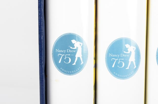 Nancy Drew 75th Anniversary Books Box Set