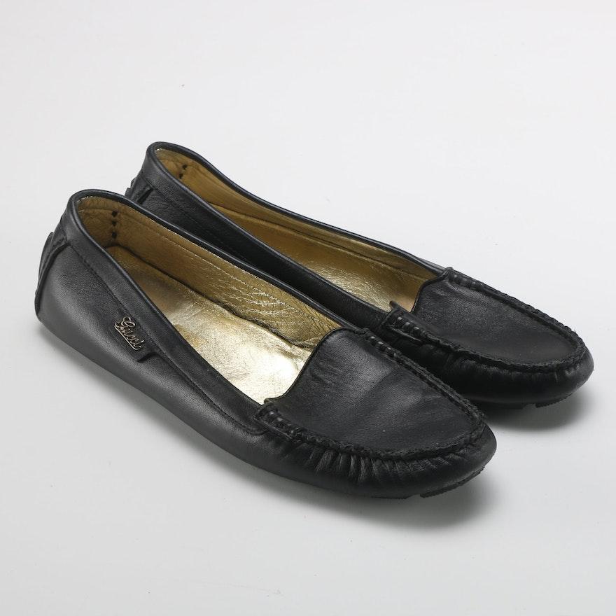10cecc262a2 Vintage Gucci Loafers   EBTH