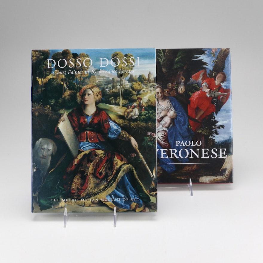 Books on Renaissance Art