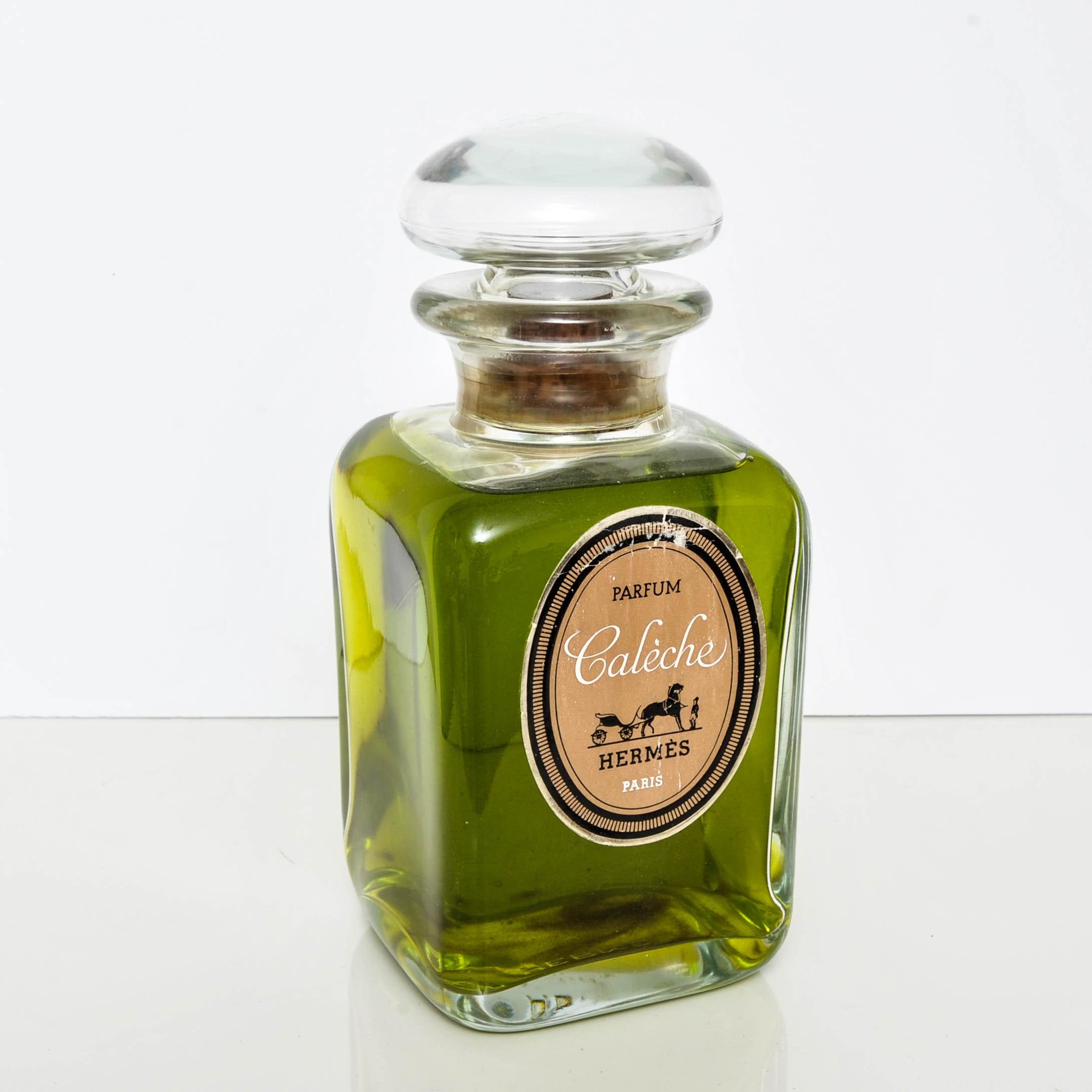 Caleche, Hermes Parfum Bottle