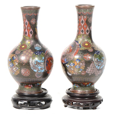 Vintage Decorative Vases Antique Vases In Antiques Art Dcor