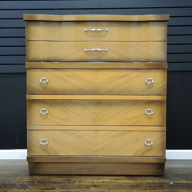 Vintage Chest Of Drawers By United Furniture : EBTH
