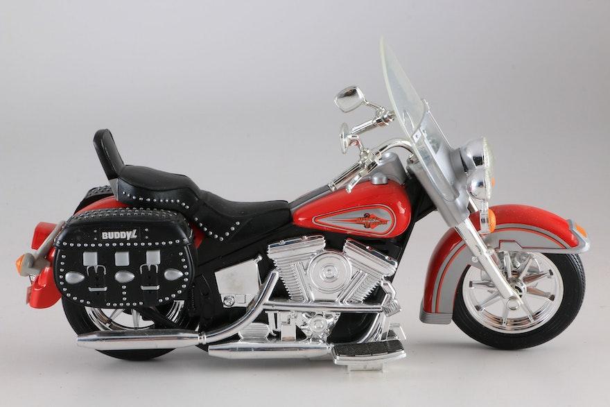 buddy Motorcycle butt