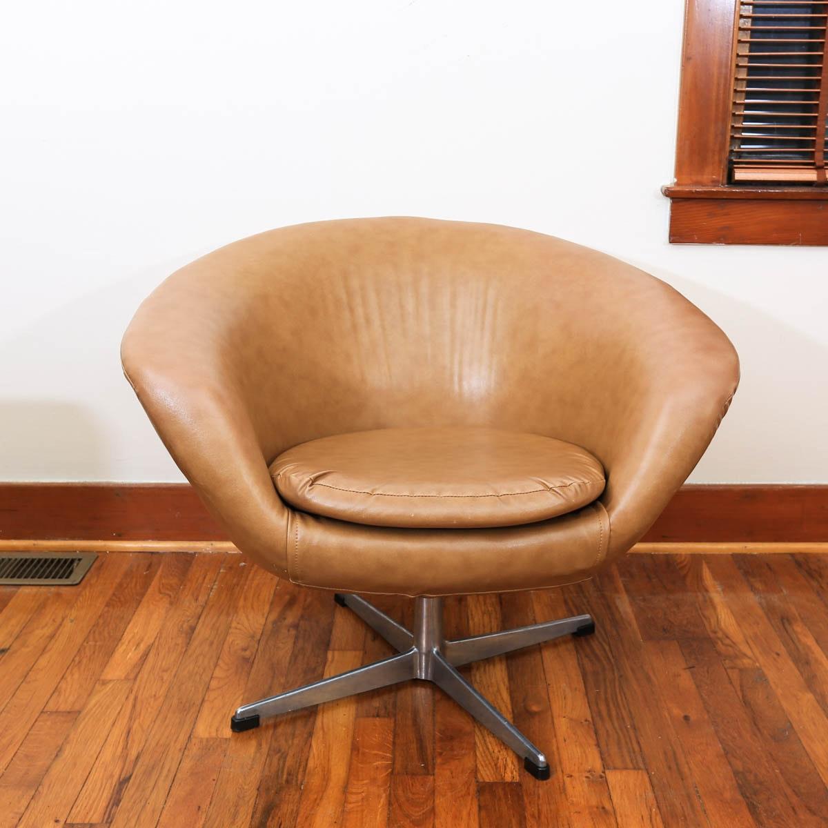 Mid Century Modern Overman AB Chair