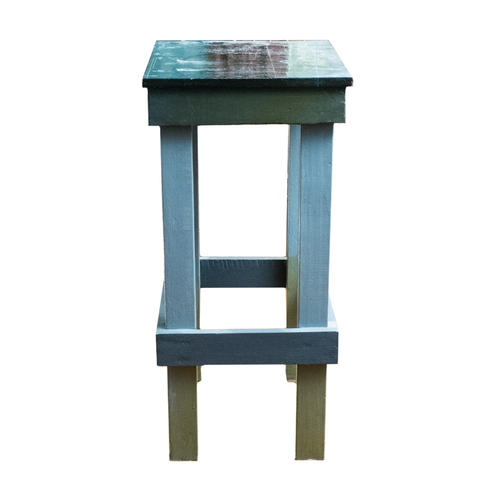Superieur Tall Wooden Work Table ...