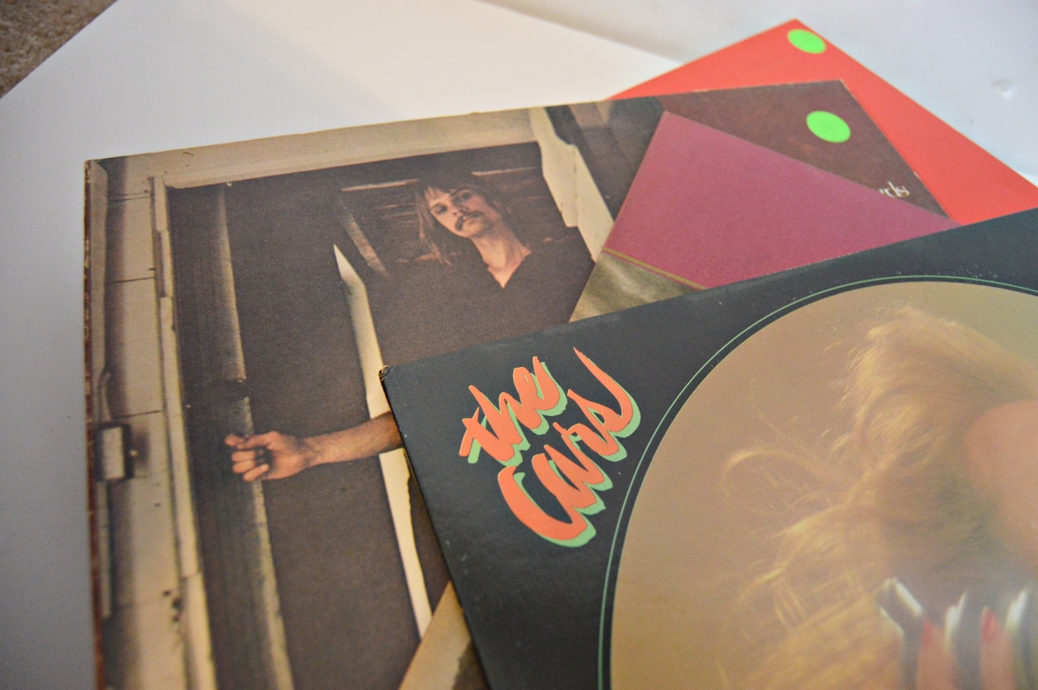 1960s 1970s Vinyl Rock Album Collection With 89 Albums Ebth