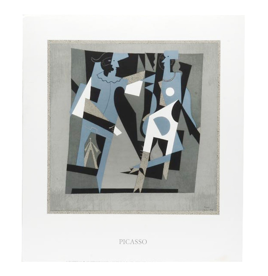 Reproduction Serigraph after Pablo Picasso \